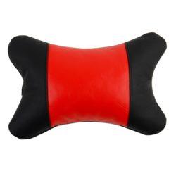 Подушка автомобильная с красной вставкой