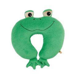 подушка детская лягушка
