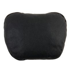Подушка подголовник Премиум из перфорированной кожи