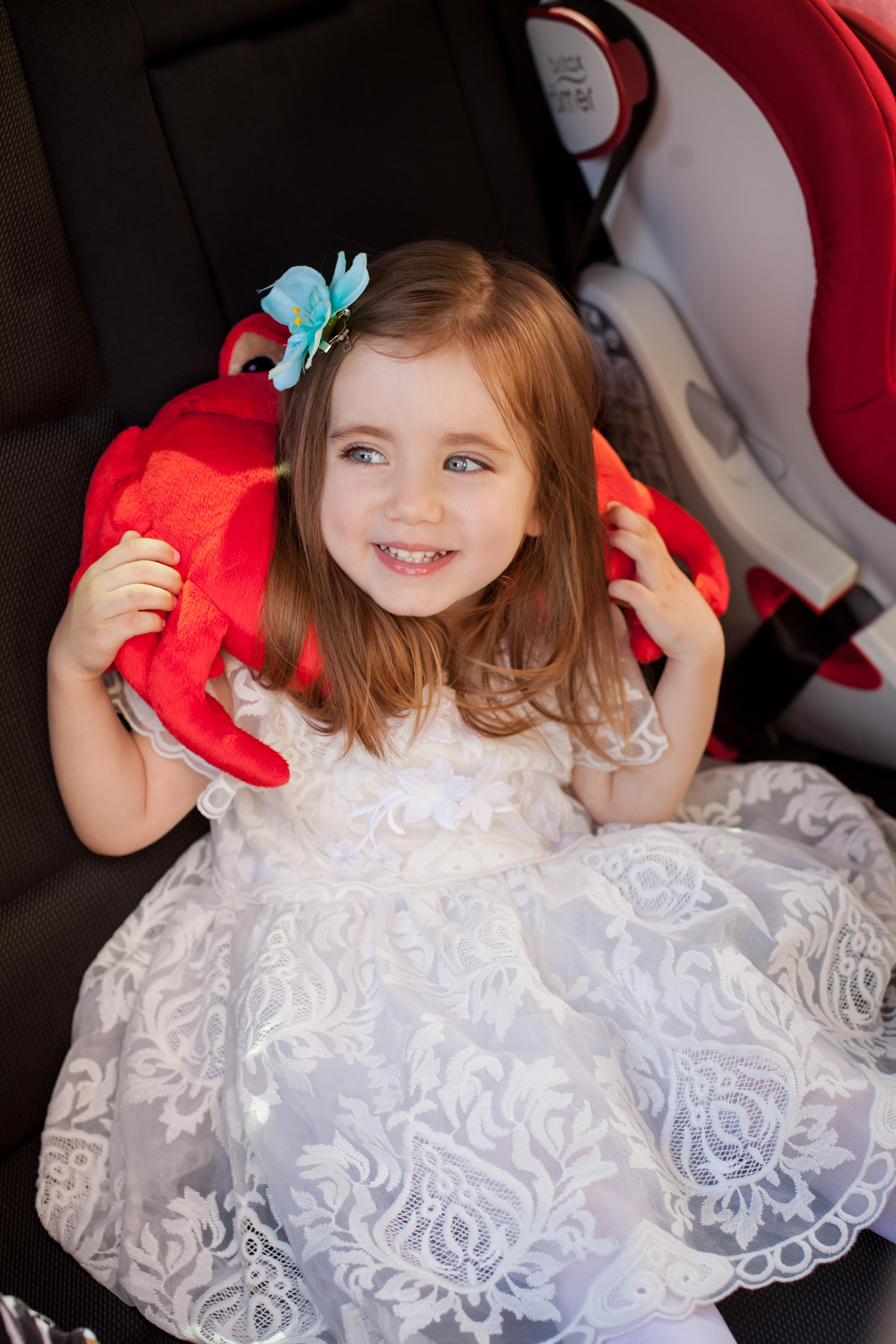 Детская дорожная подушка Kerdis