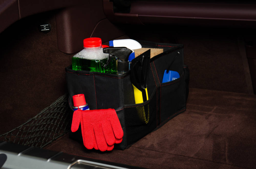 Органайзер в багажник автомобиля Kerdis