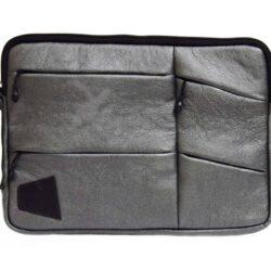 Чехол-сумка для Макбука из натуральной кожи